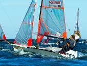 Kieler Woche 2012  29er - 5