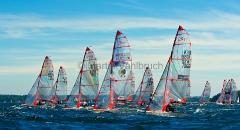 Kieler Woche 2012  29er - 1