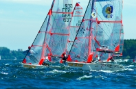 Kieler Woche 2012  29er - 3
