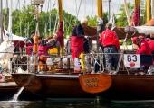 Classic Week 2014 - Kiel - Chriola und Nordwind
