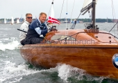 Classic Week 2014 - Kiel - Manitu 2