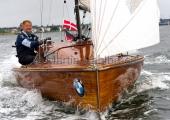 Classic Week 2014 - Kiel - Manitu 3