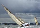Classic Week 2014 - Kiel - Peter von Seestermühe und Heti 1