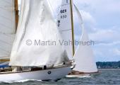 Classic Week 2014 - Kiel - Peter von Seestermühe und Germania III