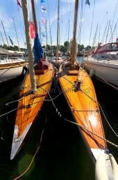 Classic Week 2014 - Kappeln - Trione und Aurora
