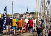 Classic Week 2014 - Kappeln - Steuermannsbesprechung 3