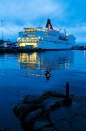 """""""Norröna"""" in Torshavn"""