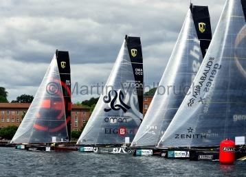 GC 32 Sailing Cup Kiel 2015 - 5