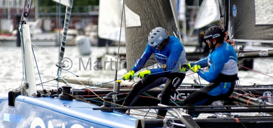 GC 32 Sailing Cup Kiel 2015 - Team Engie 7