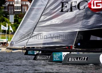 GC 32 Sailing Cup Kiel 2015 - 3
