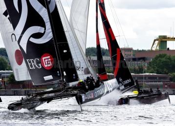 GC 32 Sailing Cup Kiel 2015 - Sultanate of Oman - Armin Strom Racing Team