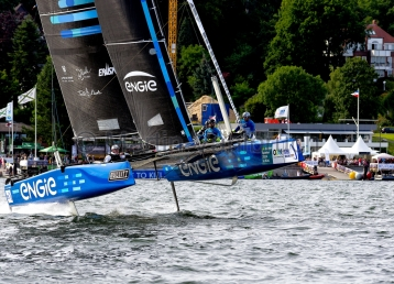 GC 32 Sailing Cup Kiel 2015 - Team Engie 8