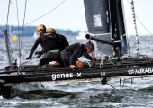 GC 32 Sailing Cup Kiel 2015 - Spindrift Racing 4