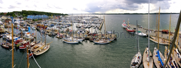 Panorama Laboer Hafen