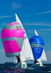 Kieler Woche 2012 - H Boot - 1