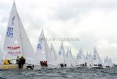 Kieler Woche 2013  J 24  -  Startfeld 3