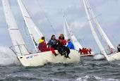 Kieler Woche 2013  J 24  -  Martin Maschnitzka & Crew, KYC