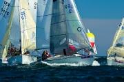 Kieler Woche 2012 J24  - Corina Thiermann & Crew TSC