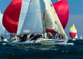 Kieler Woche 2012 J24  -  Stefan Karsunke & Crew  BSC