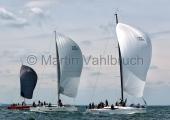 Kieler Woche 2016 ORC - Arxes-Tolina BM Yachting - X-Day - Nerorossovento