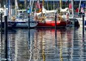 Kiel - Strande - Yachthafen
