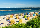 Kiel - Schilksee - Strand 1