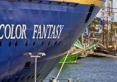 """Kiel - """"Color Fantasy"""" mit """"Alexander von Humboldt"""" 1"""