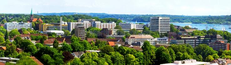 Panorama Kiel Universitätsklinik
