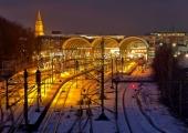 Kiel - Bahnhof 2