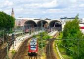 Kiel - Bahnhof