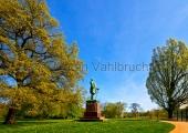 Kiel - Bismarckdenkmal im Hiroshimapark
