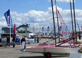 Kiel - Schilksee Olympiazentrum Hafenvorfeld