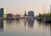 Kiel - Hörn am Morgen