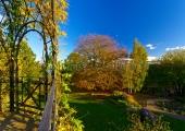 Kiel - Pavillon im alten botanischen Garten 4