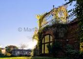 Kiel - Pavillon im alten botanischen Garten 3