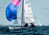 Kieler Woche 2017 - 470er - 505er - Flying Dutchman - 014