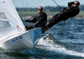 Kieler Woche 2017 - 470er - 505er - Flying Dutchman - 018