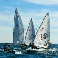 Kieler Woche 2012 - Laser 2