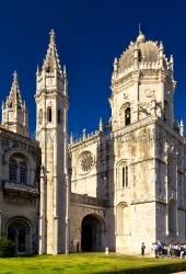 Lissabon - Belem - Mosteiro dos Jeronimos 1