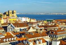 Lissabon - Baixa und Kathedrale 1