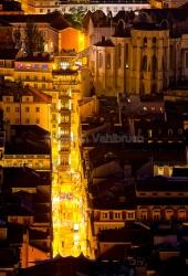 Lissabon - Elevador Santa Justa 3