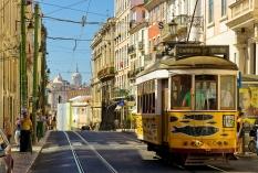 Lissabon - Barrio alto - Carreira