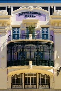 Lissabon - Hotel Art Deco