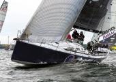 MAIOR - Regatta 2014   -   Tutima  GER 5609 - Kirsten Harmstorf - DK 46 - 2