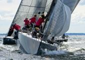 MAIOR - Regatta 2014   -   Tutima  GER 5609 - Kirsten Harmstorf - DK 46 - 3
