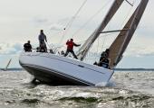 MAIOR - Regatta 2014   -   Aventura GER 6423 - Joachim Hass-  Dehler 41