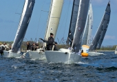 Maior Regatta 2015 - Melges 24 - Kim Christensen, Egaa Sejlclub und andere