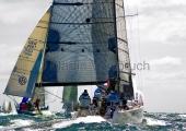 Kieler Woche 2014 - ORC International - Fortissimo und Quattro