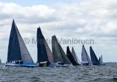 Kieler Woche 2014 - ORC International - Start