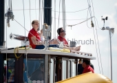 ORC Worlds 2014 - No Wind 4 - Startschiff 2